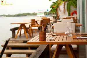 THE DECK SAIGON - Cafe & Meal - www.icasa.vn Serviced Apartment